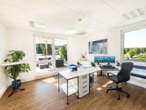 Chiemsee Immobilien Büro